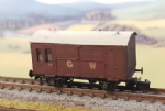OCWW  ALN017 N Scale Kit GWR Paco 'C' diagram N15 Horse Box